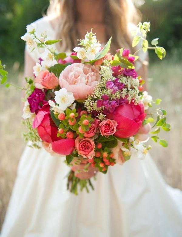 Quali sono i fiori adatti per il tuo matrimonio? fai il test!